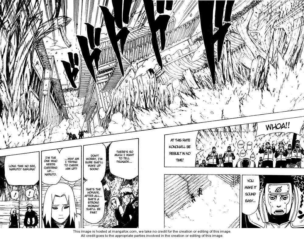Naruto 451 Page 2