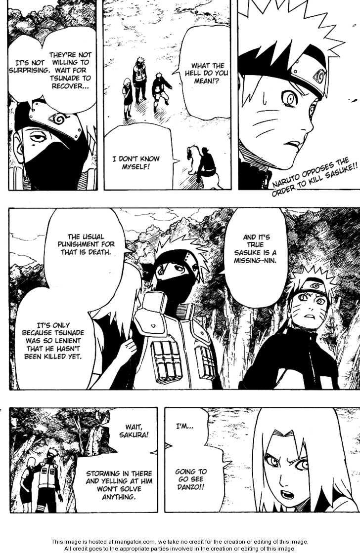 Naruto 452 Page 2