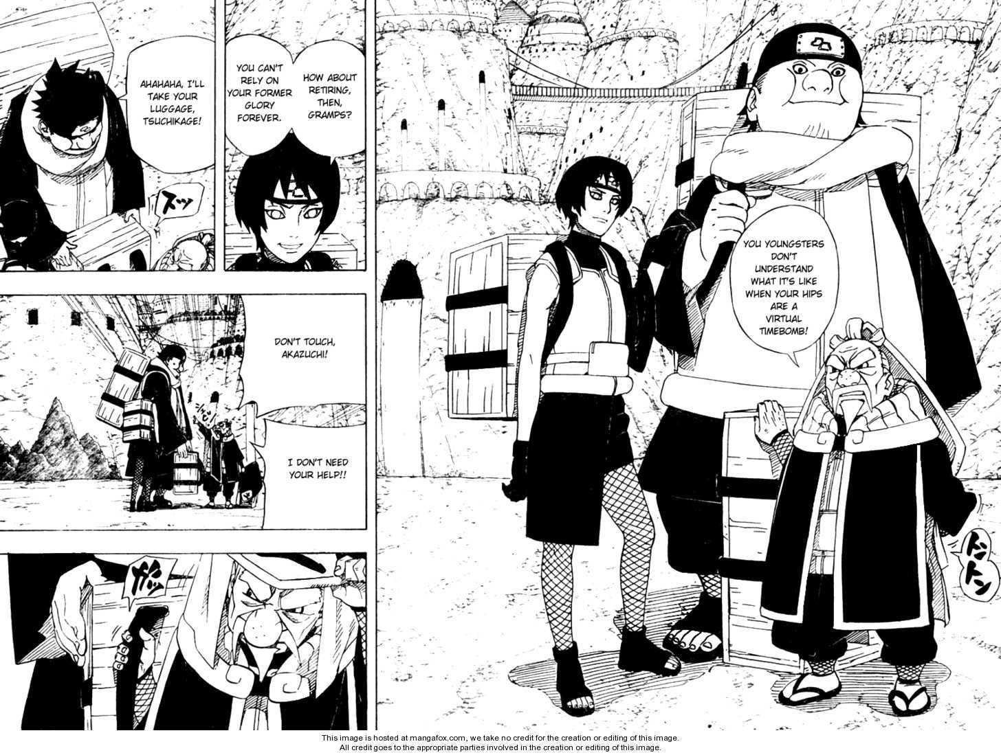 Naruto 454 Page 2