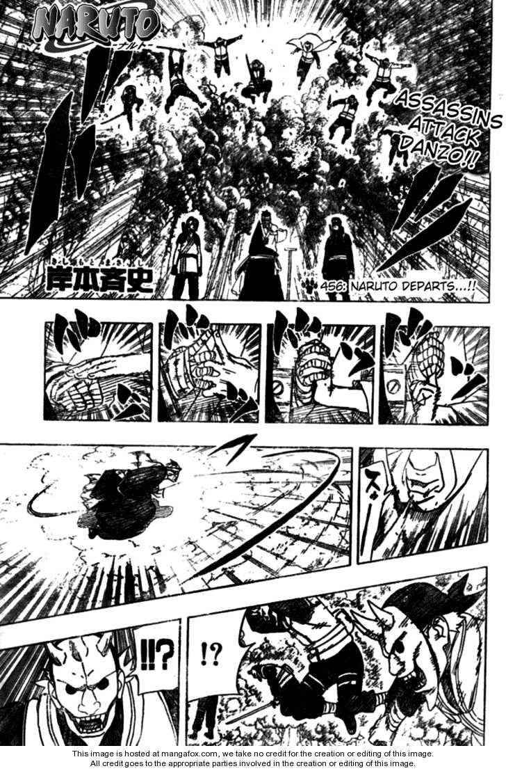 Naruto 456 Page 1