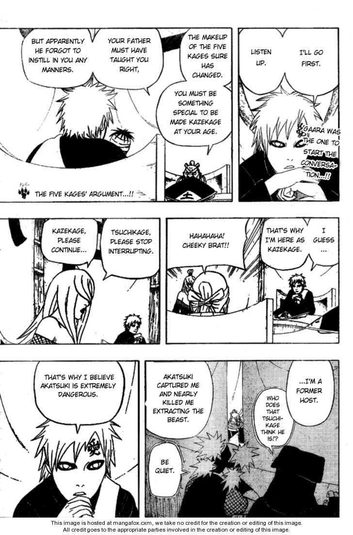 Naruto 458 Page 1