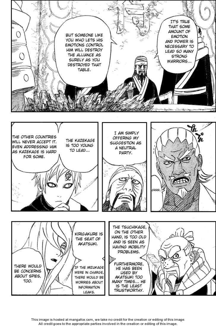 Naruto 459 Page 2