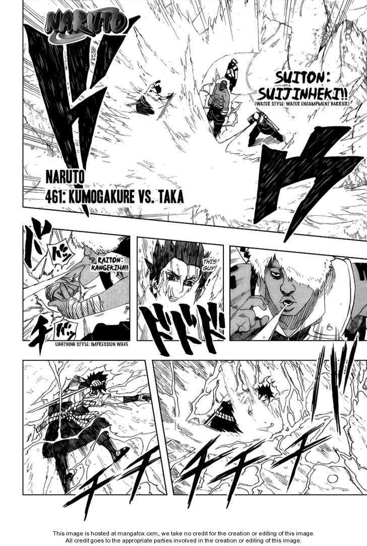 Naruto 461 Page 2