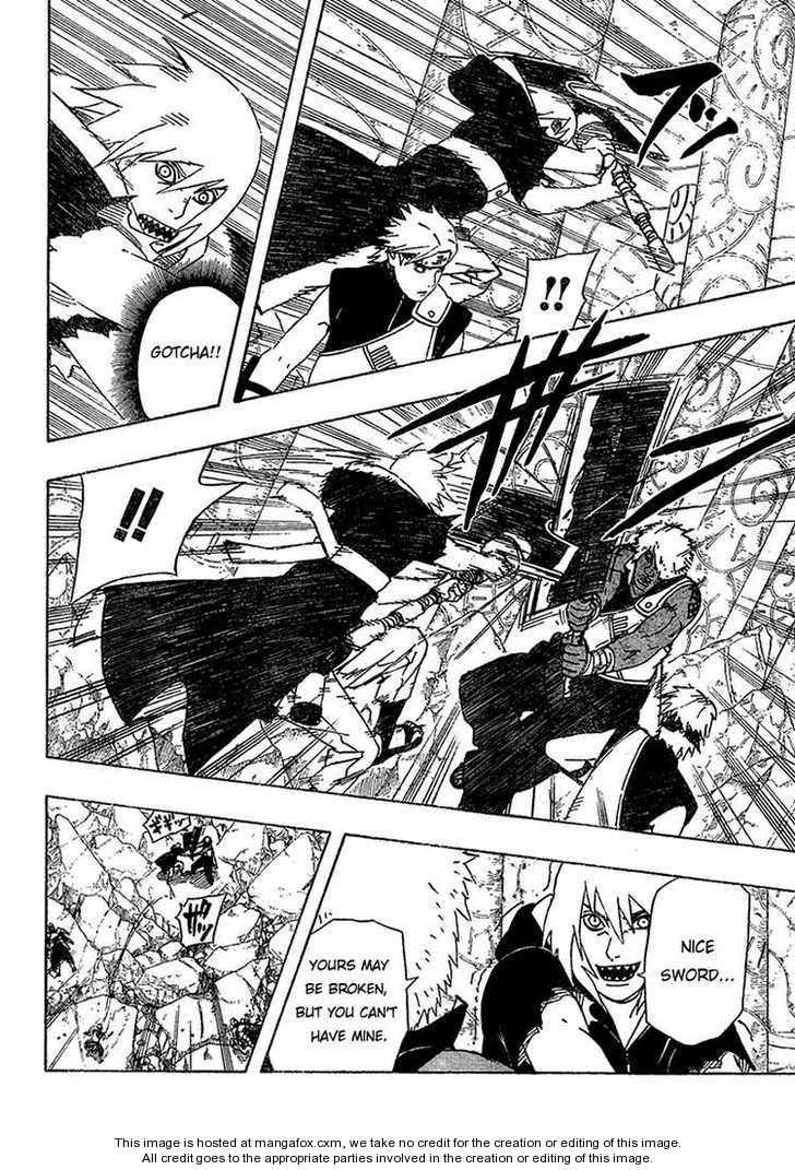Naruto 462 Page 2