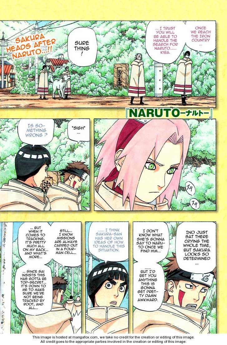 Naruto 467 Page 2