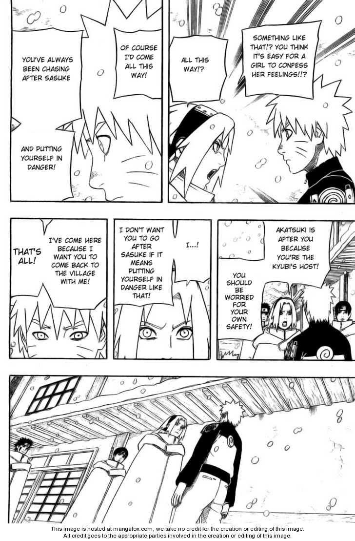 Naruto 470 Page 2