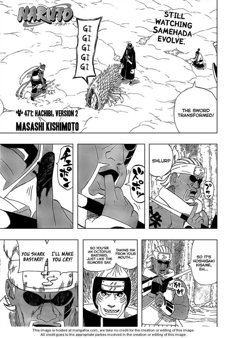 Naruto 471 Page 1