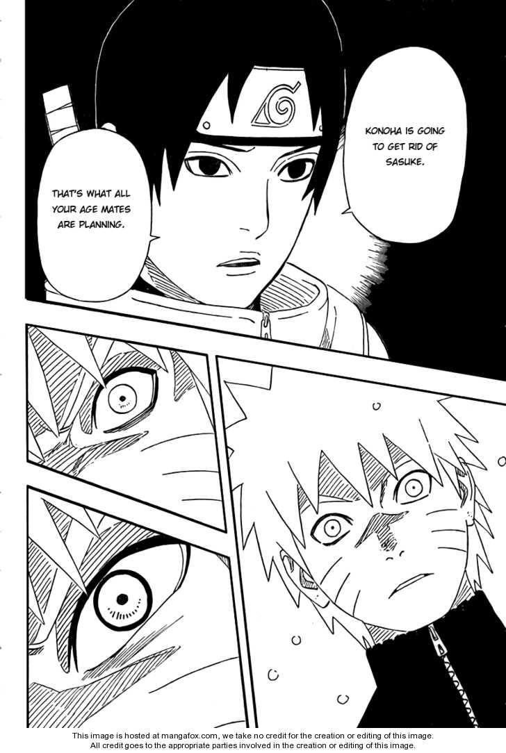 Naruto 474 Page 2