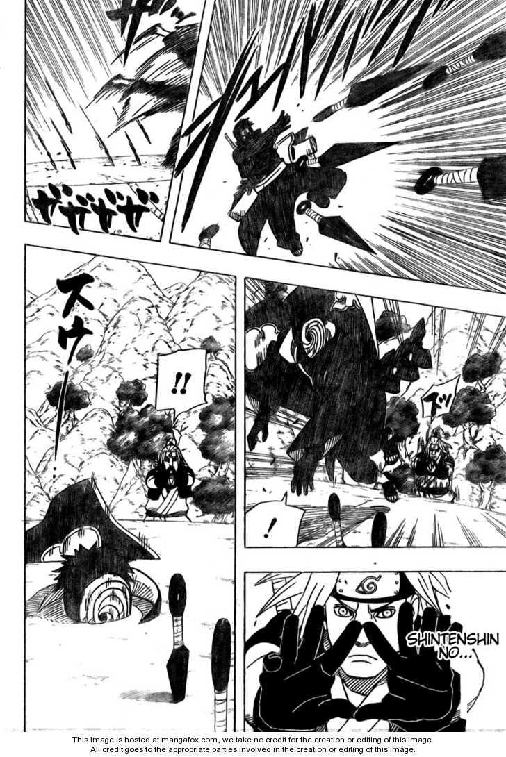 Naruto 475 Page 2