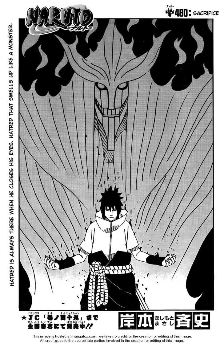 Naruto 480 Page 2