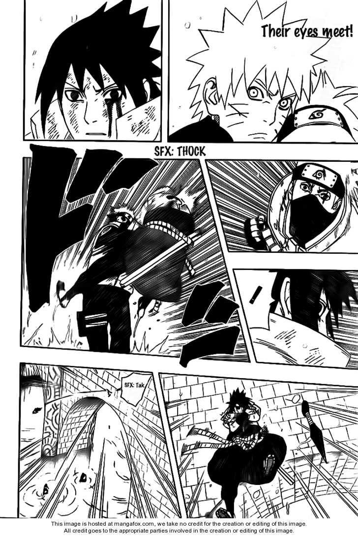 Naruto 485 Page 2