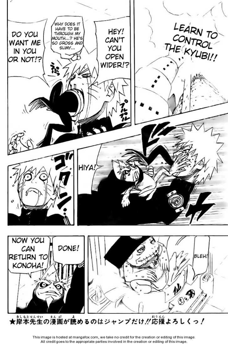 Naruto 491 Page 2