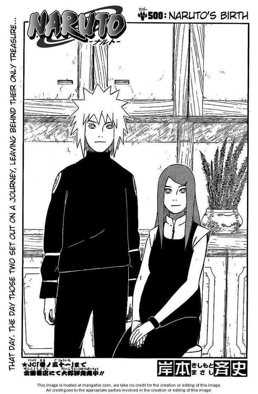Naruto 500 Page 1