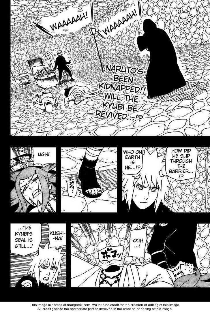 Naruto 501 Page 2