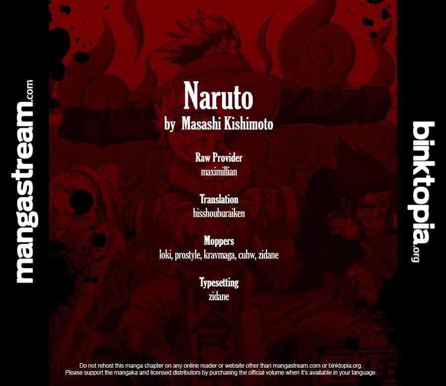 Naruto 513 Page 2