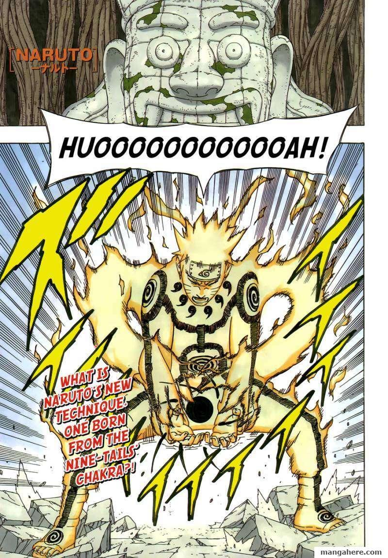 Naruto 520 Page 1
