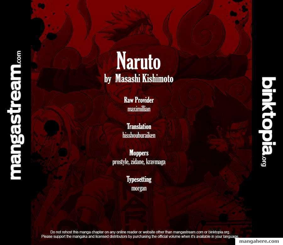 Naruto 522 Page 2