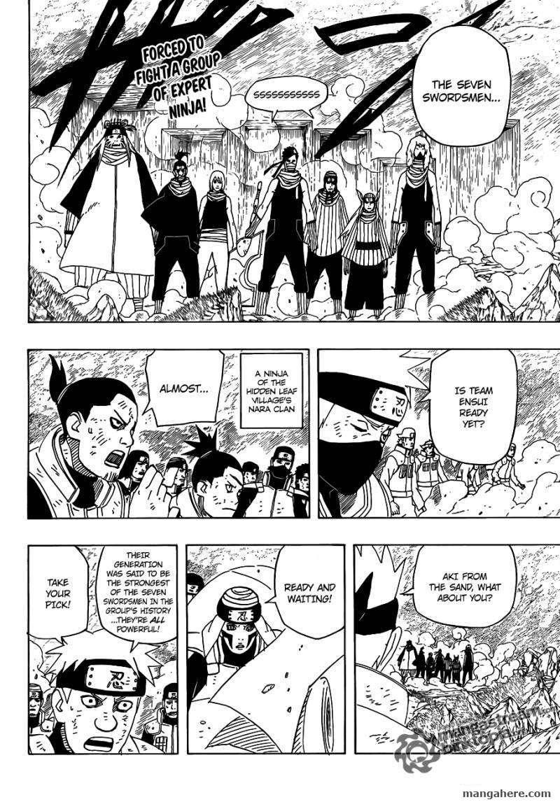 Naruto 523 Page 2