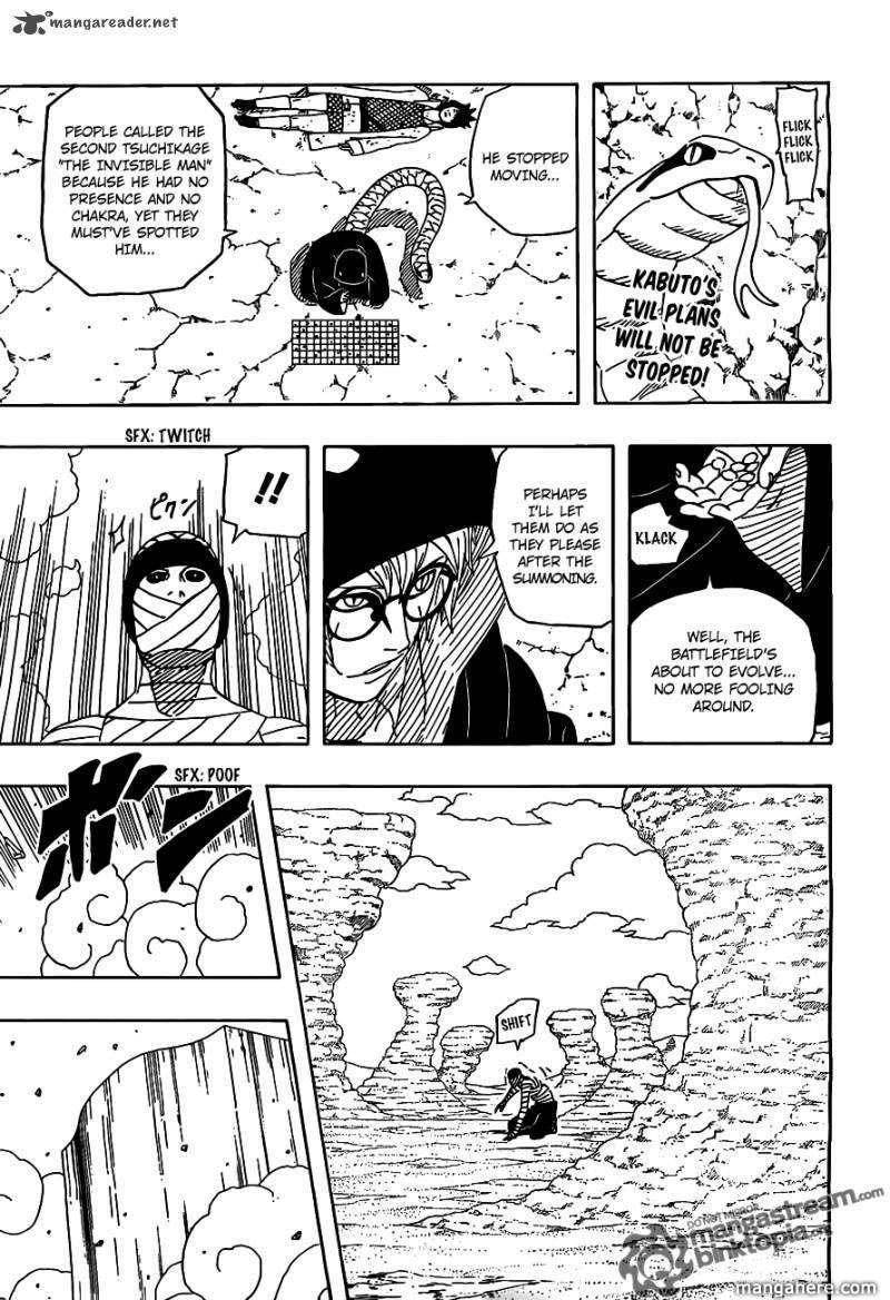 Naruto 525 Page 1
