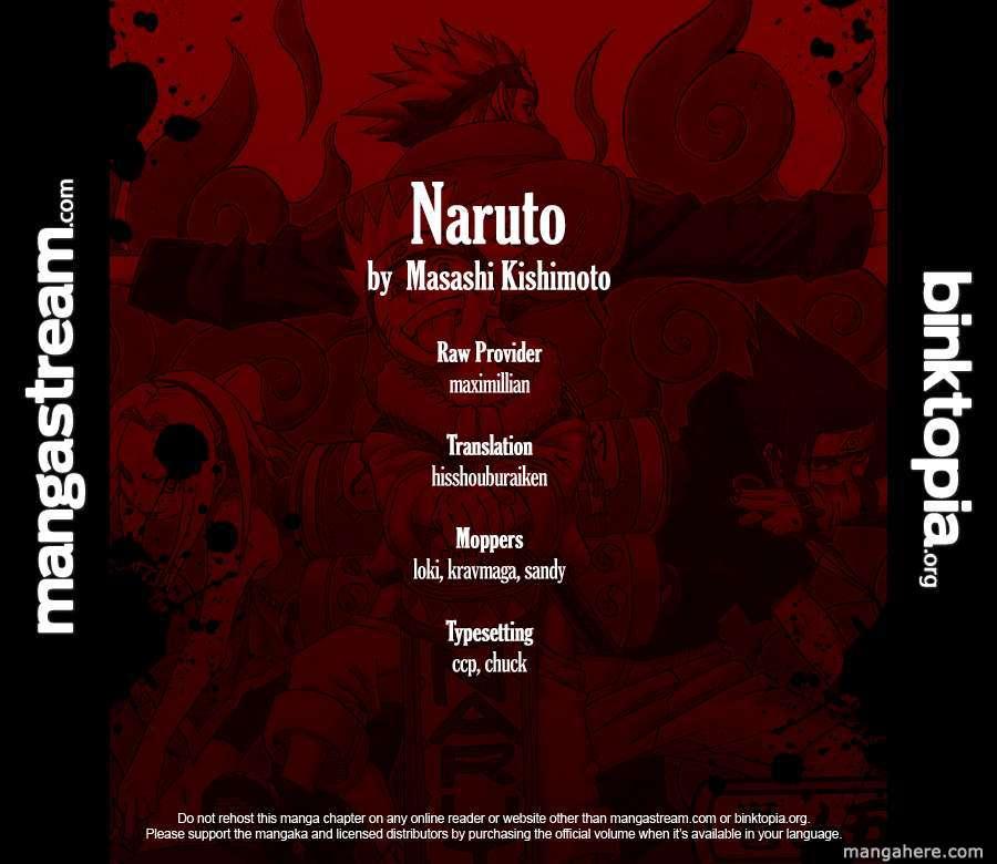 Naruto 528 Page 2