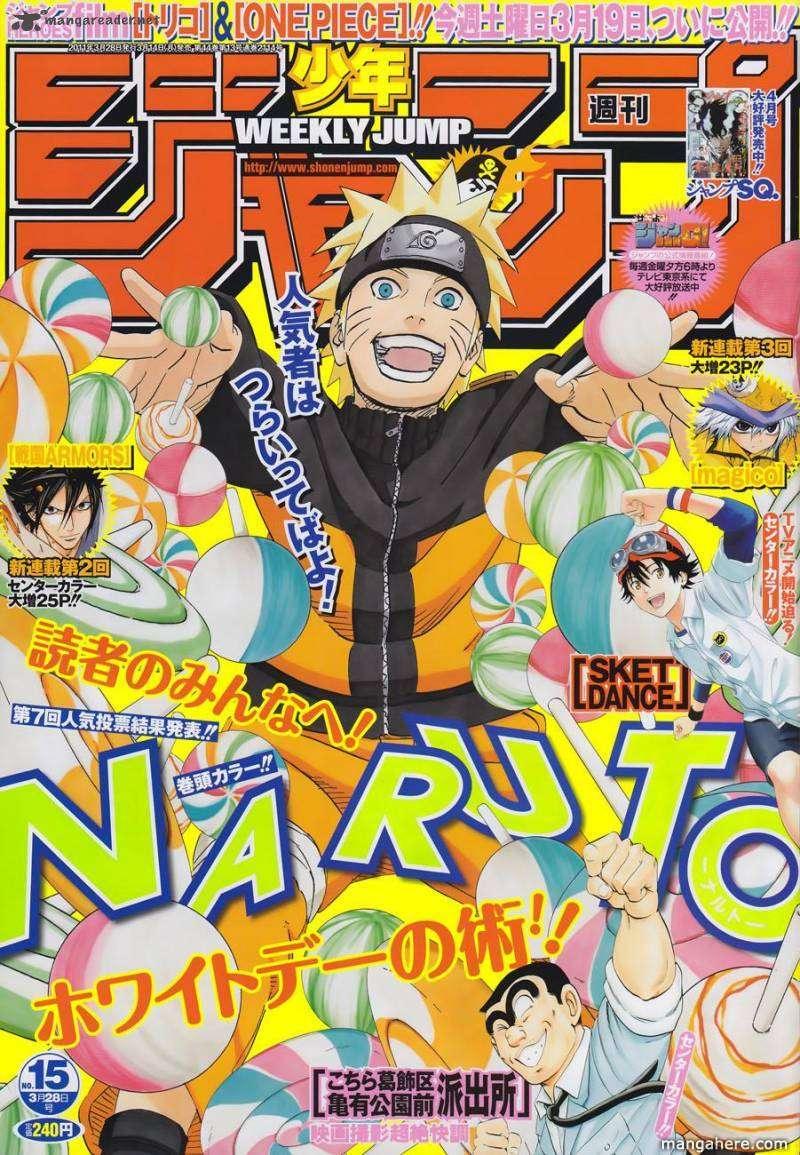 Naruto 531 Page 1