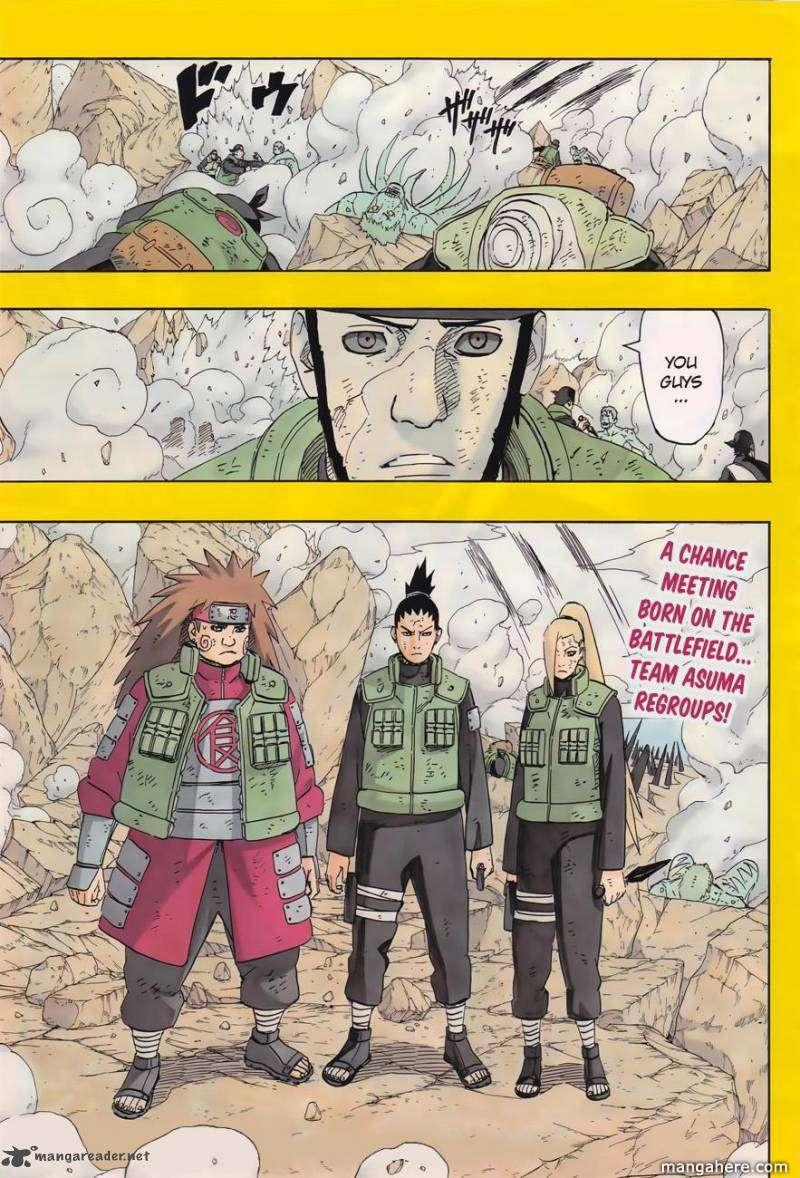 Naruto 531 Page 2