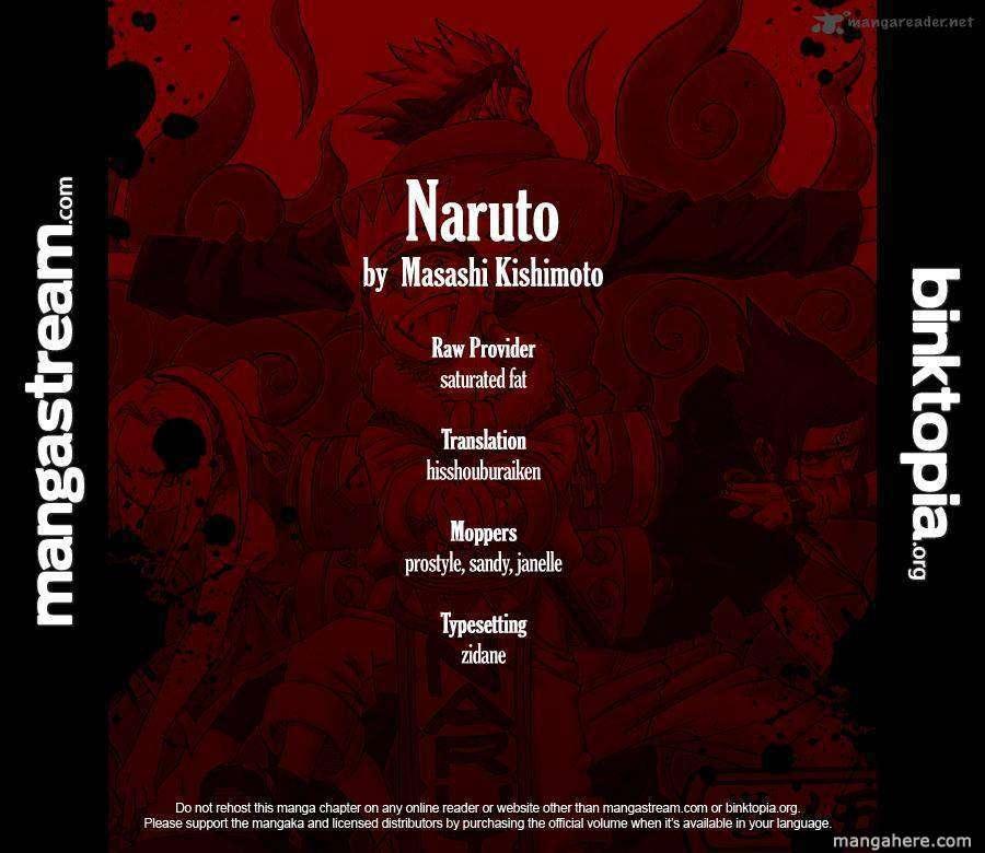 Naruto 532 Page 2