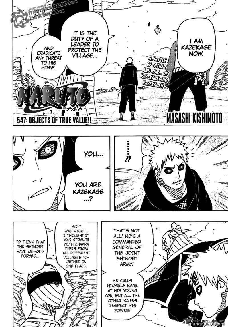 Naruto 547 Page 2