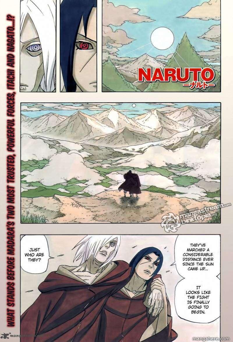 Naruto 548 Page 2
