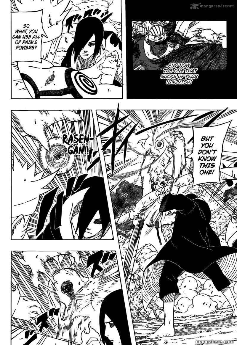 Naruto 551 Page 2