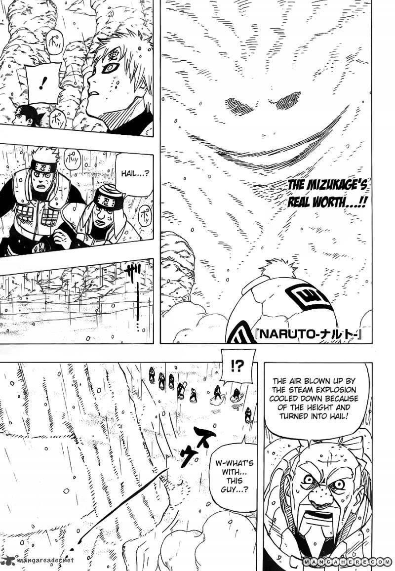 Naruto 557 Page 1