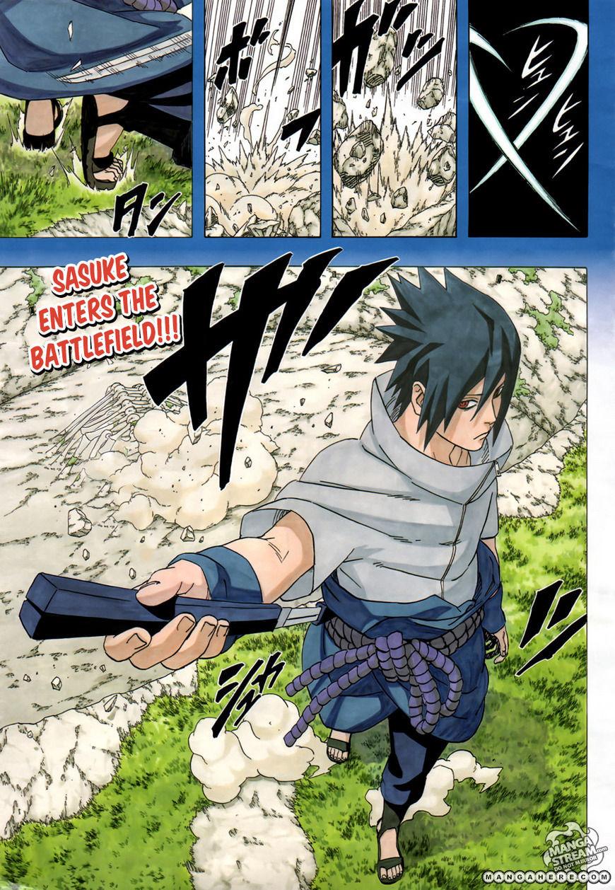 Naruto 567 Page 1
