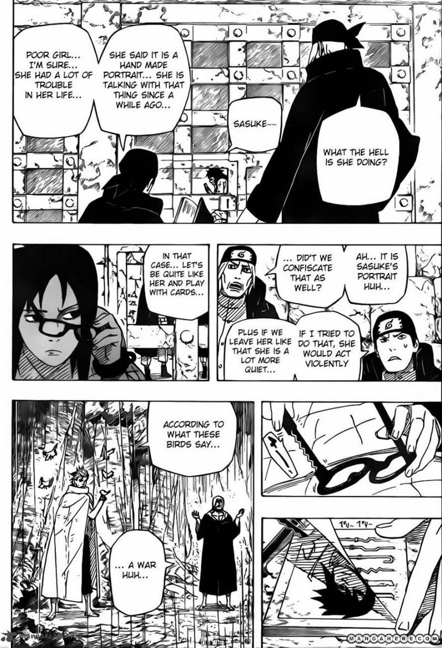 Naruto 574 Page 2