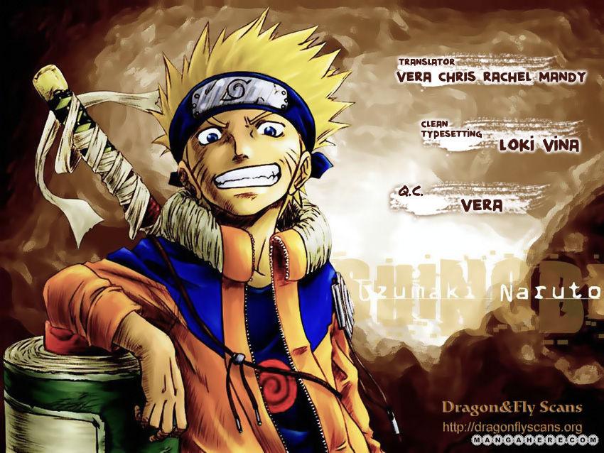 Naruto 580 Page 1