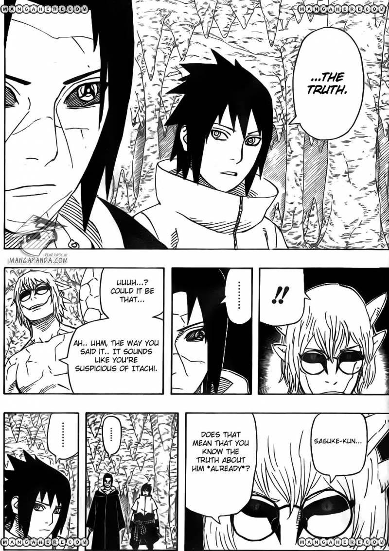Naruto 581 Page 2