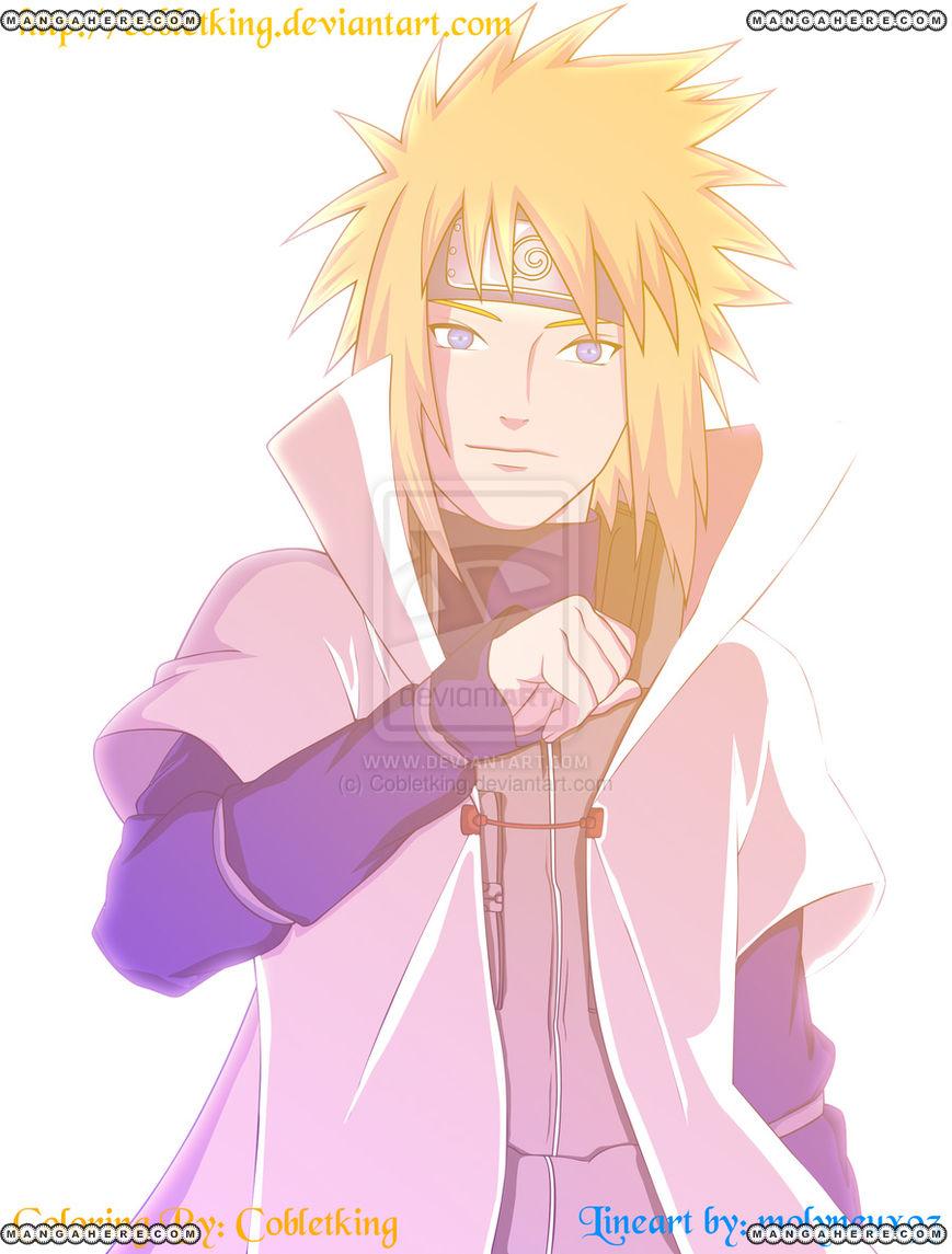 Naruto 586 Page 2