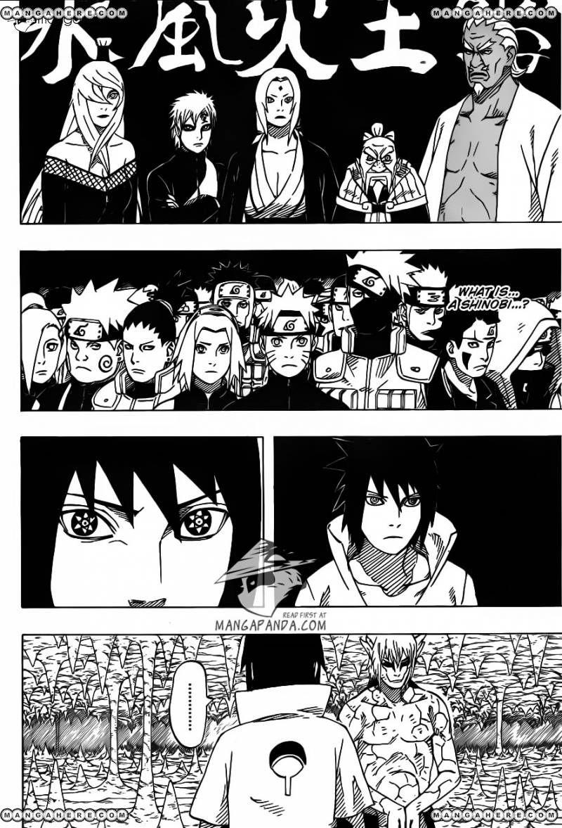 Naruto 592 Page 2