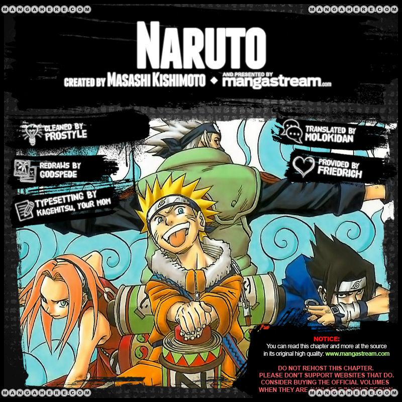 Naruto 593 Page 2