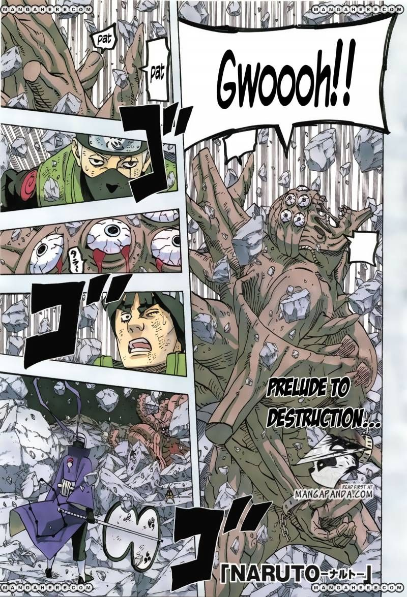 Naruto 595 Page 2