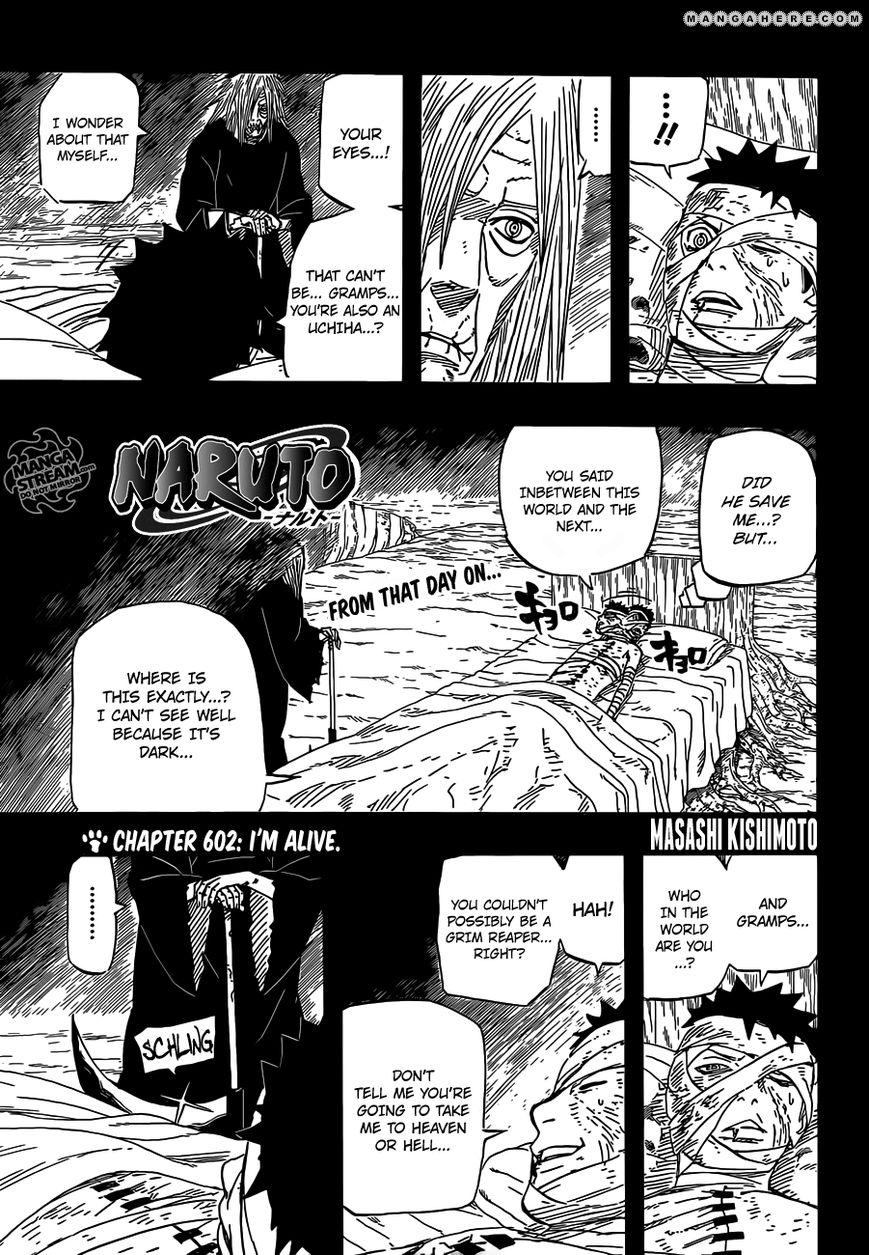 Naruto 602 Page 1