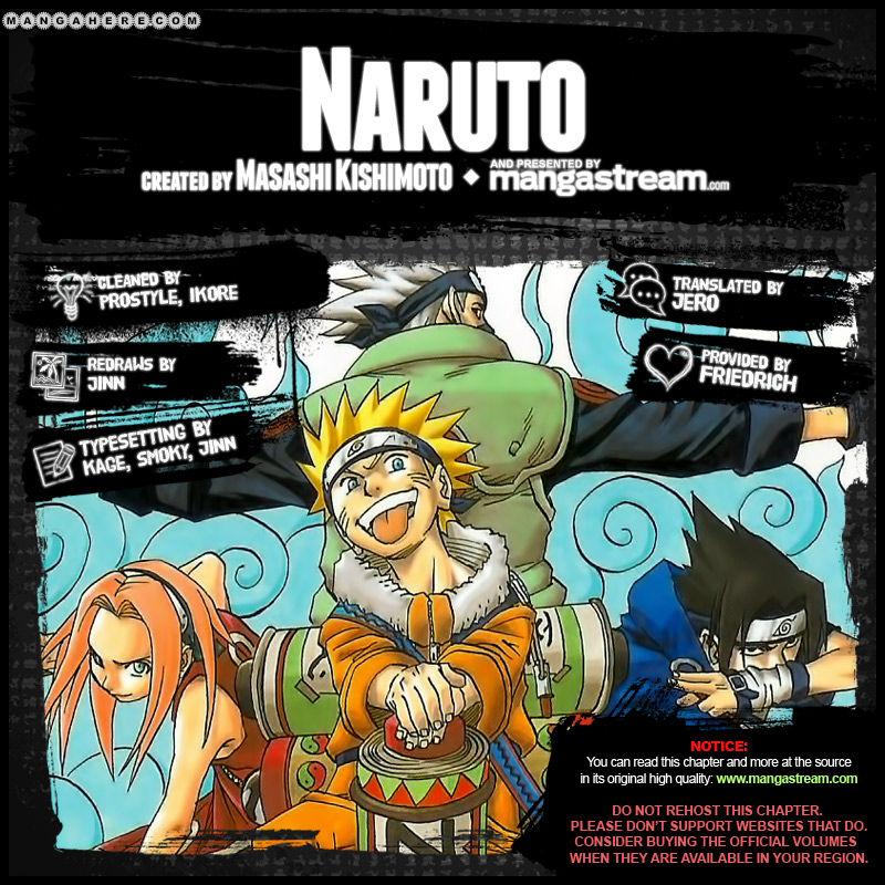 Naruto 605 Page 2