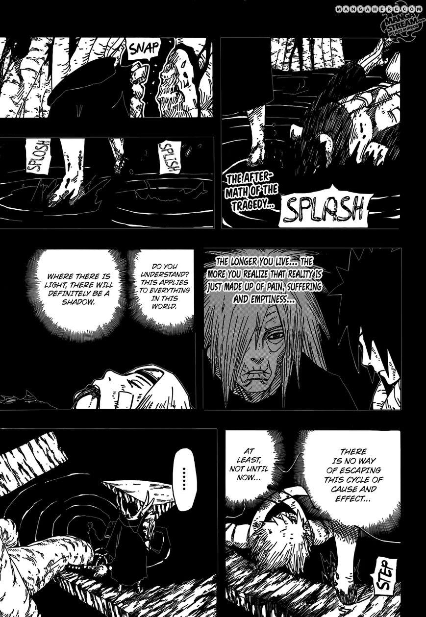 Naruto 606 Page 1