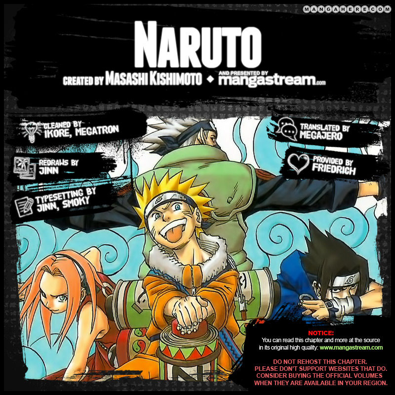 Naruto 615 Page 2