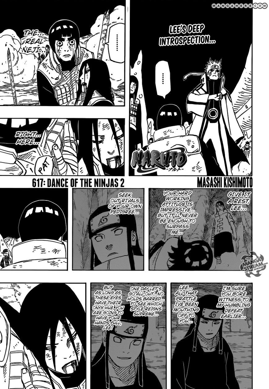 Naruto 617 Page 1