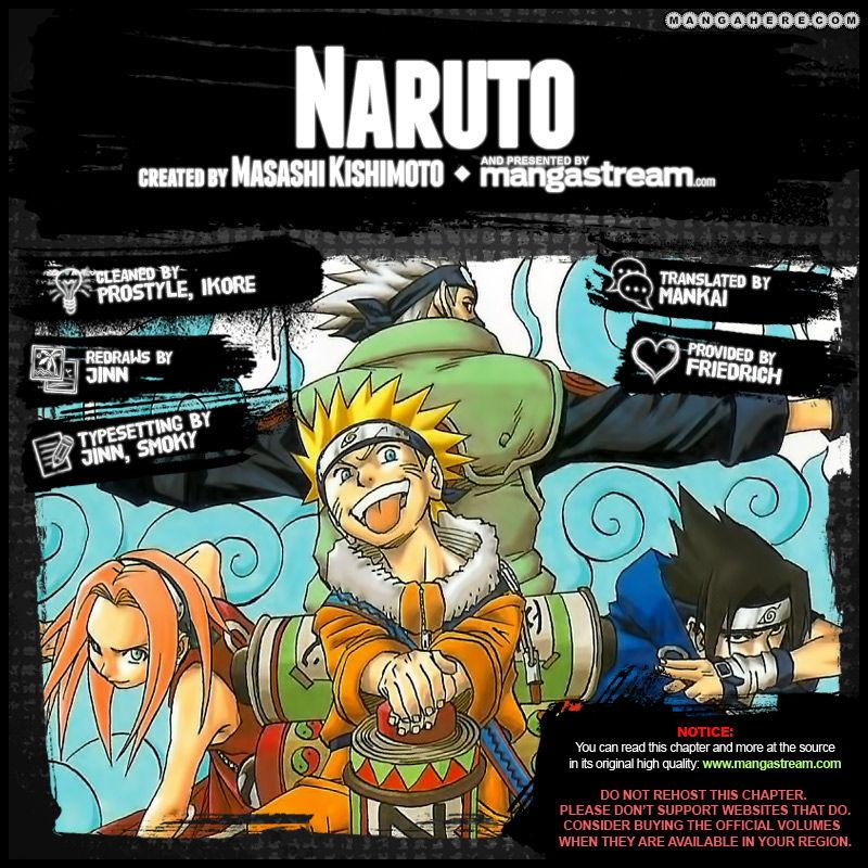 Naruto 619 Page 2