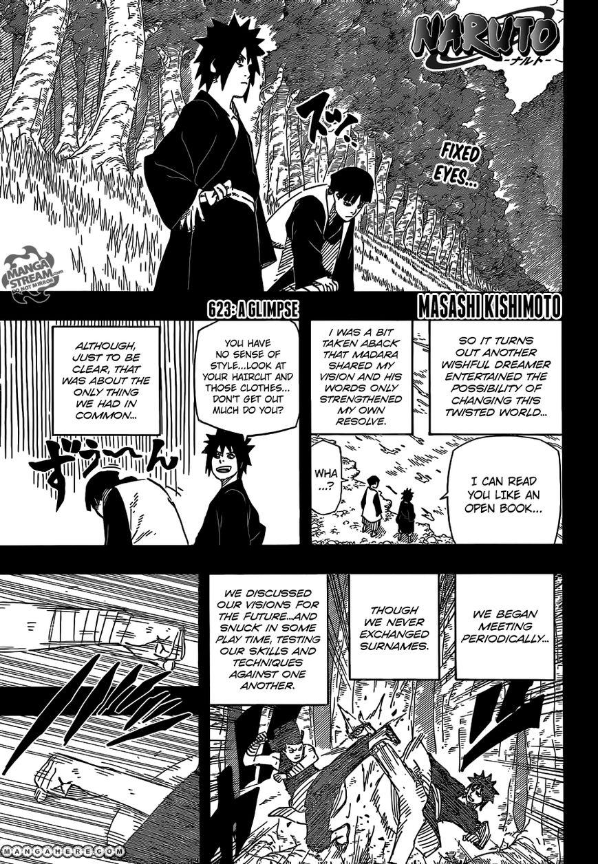 Naruto 623 Page 1