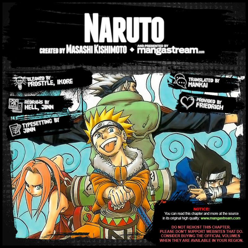 Naruto 629 Page 2