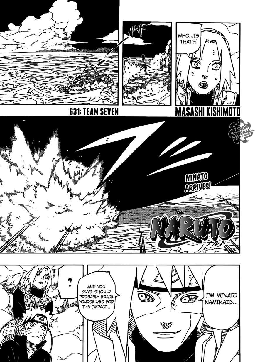 Naruto 631 Page 1