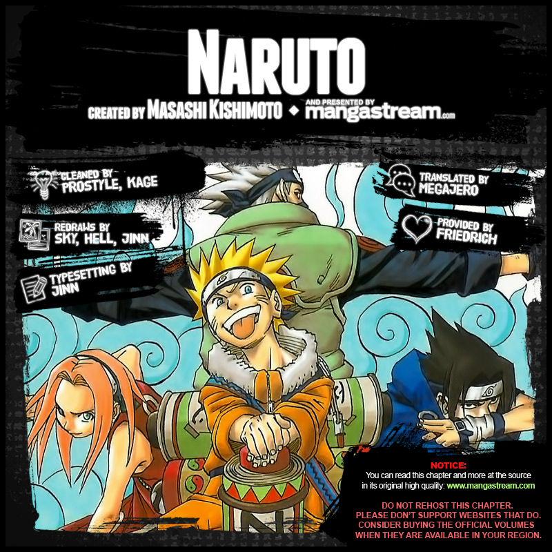 Naruto 634 Page 2