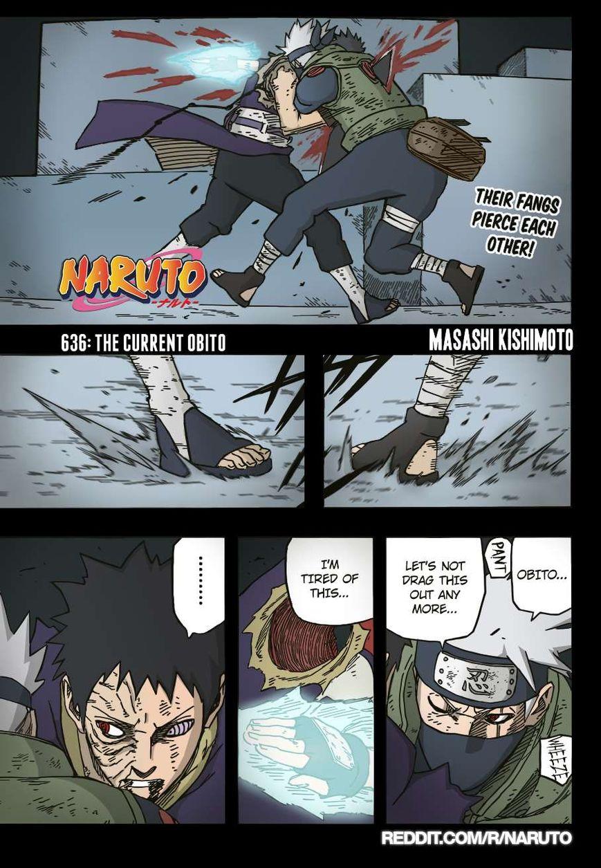 Naruto 636.1 Page 2